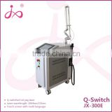 Telangiectasis Treatment Q Switch ND YAG/Dye Laser Tattoo Removal 1064 532 Permanent Tattoo Removal