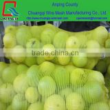 55x95 50kg Good quality Raschel mesh vegetable bags PP Raschel mesh net bags for potatos lenos