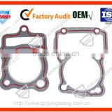 Motorcycle gasket set (up and down) CG125/150/200/250/BAJAJ CT100/BAJAJ PULSAR180/AX100/JH70/JD100/WS110/DIO50/CBF150