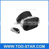 The New Designed Virtual Reality High-definition screens 3D Video Glasses Box Helmet for Games
