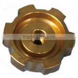 High Presion Hot Forgeing Molding Hand Wheel for Victor MIG Gun