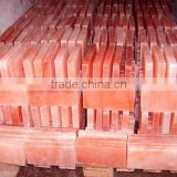 High Quality Solid Flawless Salt Bricks|slabs|Blocks|Tiles amazing Natural colors & sizes for salt room and spa