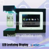 New Technology ! Magnetic Levitating Promotion Display stand, exhibition stand promotion table