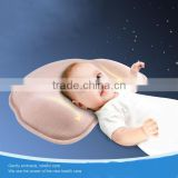 New design Baby nursing pillow newborn children baby head shaping pillow cheap memory foam pillow
