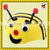 Disney authorized professional export Cheap felt pressure type hat Animal bee hat-pressure
