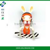 promotional gifts rabbit polyresin figure