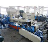 Water-cooling Type Double-stage PP/PE Plastic Recycling Machine