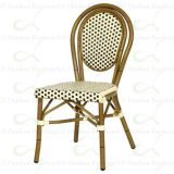 Resin Wicker Rattan Outdoor Commercial Restaurant Chairs