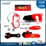 Multifunction plastic power workshop tool toy for wholesale