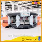 AOQI 2015 large colorful hot seller high quality new inflatable soccer cage