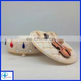 resin violin jewel case- special home decoration