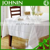 wholesale polyester cotton home hotel table cloth for wedding banquet