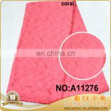2017 new African swiss voile lace fabric leading the fashion cotton