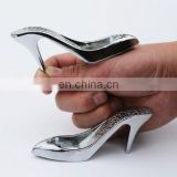 wholesale Metal Elegant High-Heeled Shoe Shape Bottle Opener for Wedding Favors Give away gifts