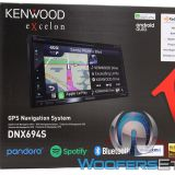 KENWOOD EXCELON DNX694S 6.8