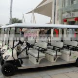 8 9 10 11 12 seaters electric sightseeing car, hotel reception cart
