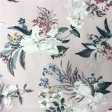 Hot New Pattern Custom Digital Printed 100% Floral Rayon Fabric