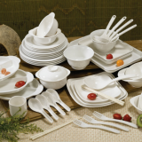 Sheng Guang Da's own brands. Sheng Guang Da's advanced imitation porcelain products include children's special tableware, family tableware, catering utensils, Menai dishes and chopsticks, ashtray, fruit tray, candy box, soap box, tissue box, receipt box,
