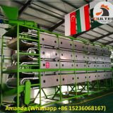 Poultry Farm Chicken Manure Drying Machine & Automatic Chicken Fowl Dung Drying Machine