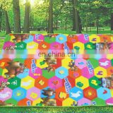 High Quality Inflatable Beach Mat PE Woven Picnic Mat
