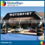 inflatable finish line arch, entrance arch gate,outdoor entrance arch designs