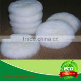 100% wool car buffing pad
