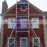 "9.4m (30'10"") - NEW Quick Erect Folding Aluminium Scaffold Tower"