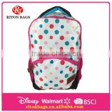 Wholesale Hot Sale Stylish Design Large Fashionable Backpacks Leather Backpack for Girls