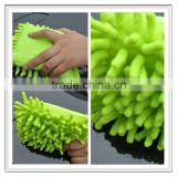 hot sales best quality microfiber chenille computer use table use glass use cleaning mitt &gloves&blocks