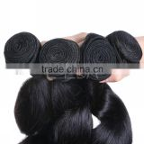 Raw hair extension 100% unprocessed virgin peruvian hair                                                                                                         Supplier's Choice