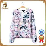 USA Market Fashion And Stylish fleece pullovr in Custom Wholesale Plus Size Women Clothing