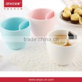 D674 Good Quality Innovative Household Accessories Eco Friendly Drinkware Compostable Tea Cups 330ML