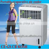 Best beautiful PTC heating 2000W and water air cooler fan