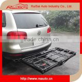 RS04 Quality-assured folding hitch mount car cargo carrier                                                                         Quality Choice