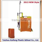 2013 New Style Manual Sprayer factory adjustable sprayer farm machinery starting handle