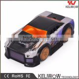 Andriod Bluetooth / Infrared Control Mini RC Wall Climbing Car Zero Gravity                                                                         Quality Choice