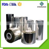 Food grade lamination co-ex metallized cpp film, aluminum coated cpp film