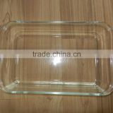glass baking tray glass dish baking pan