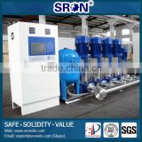 Full Auto PLC Control Water Supply System SRON Brand