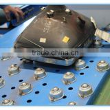 CRT/Cathode ray tube recycling/separation equipment with panel and non funnel glass separation