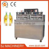 Drinking Water Pouch Filling Machines /Custom Shape Plastic Bag Filling Machine
