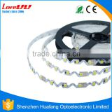 SMD2835 S Shape IP65 superthin korea led strip light 3528 warm white flexible smd led strip