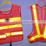 safety vest yellow safety vest with pockets warning vest