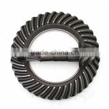 Crown wheel and pinion gear set for ISUZU V10 engine tractor truck bus car 6*43 1-41210-293-0