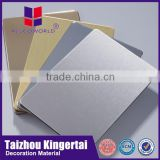 Alucoworld Thickness 2mm to 6mm pe coating protect film interior wall decorative aluminum composite panel
