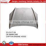 High Quality Captiva Engine Hood For Chevrolet Auto Parts