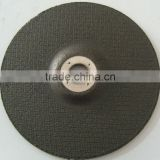 Abrasive grinding disc for stainless steel professional manufacture from China with high quality and competitive price