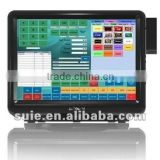 15inch touch tft lcd monitor with metalic enclosure