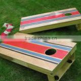 Promotion Wooden Bean Bag Toss Game for kids                                                                         Quality Choice
