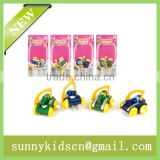 Funny wind up toy wind up tank wind up carcapsule toy